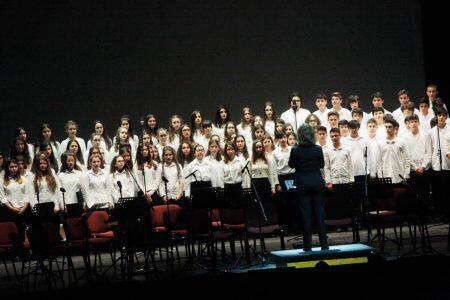 Παρουσία του Αρχιεπισκόπου η συναυλία - αφιέρωμα στην χορωδιακή μουσική