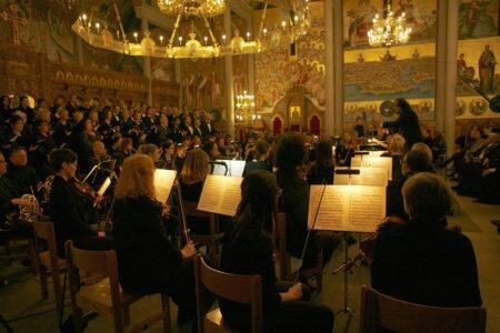 Μόναχο: Φιλανθρωπική συναυλία στον ιερό Ναό των Αγίων Πάντων