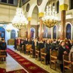Η Ακολουθία του Μεγάλου Κανόνος στον Ιερό Ναό Κοιμήσεως της Θεοτόκου-Αγ. Βασιλείου
