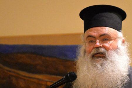 Πάφου Γεώργιος: «Θα ανεγερθεί Μητροπολιτικός Ναός»