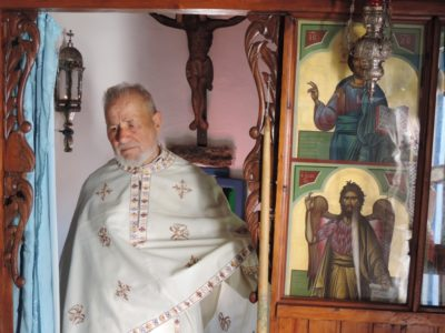 Συγκλονίζει ο Σύρου Δωρόθεος στην ομιλία για την εκδημία του Ηγουμένου της Μονής Τουρλιανής