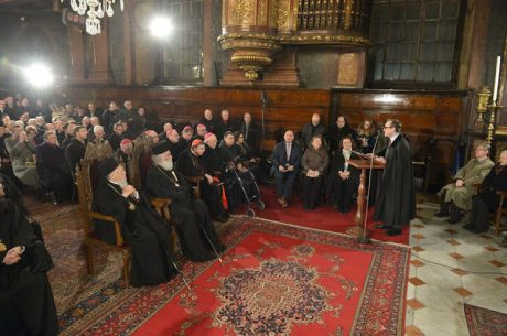 100.000€ από Βατικανό σε Βαρθολομαίο για την ανέγερση της πρώτης ορθόδοξης Ιεράς Μονής στην Αυστρία