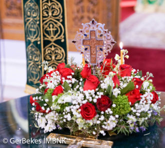Βέροια: Κυριακή της Σταυροπροσκυνήσεως και Χειροτονία Πρεσβυτέρου