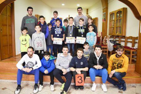 Μητρόπολη Εδέσσης: Ολοκληρώθηκε το Διενοριακό Πρωτάθλημα Επιτραπέζιας Αντισφαίρισης