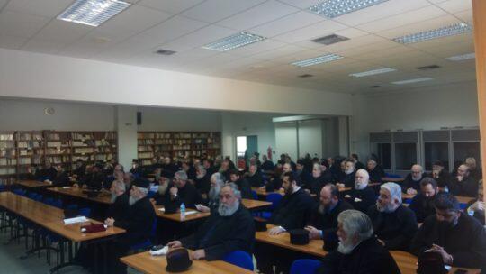 Οι πρόσφυγες στο επίκεντρο της 6ης Ιερατικής Σύναξης στη Μητρόπολη Δημητριάδος
