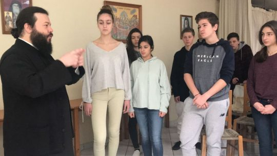 Μητρόπολη Ν. Ιωνίας: Προσφορά Αγάπης από Μαθητές των Εκπαιδευτηρίων Δούκα