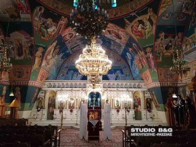 Εορτάσθηκε για πρώτη φορά η μνήμη του Νεομάρτυρα Αγίου Νικολάου του Καραμάνου