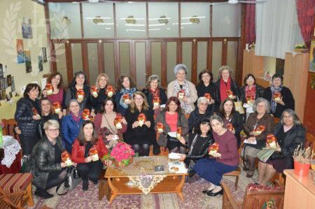 Συνάντηση Ομάδας Αγάπης «Αγία Ολυμπιάδα» της Μητρόπολης Νεαπόλεως