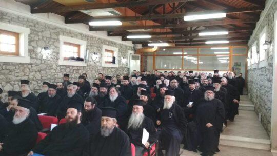 Γενική Ιερατική Σύναξη στη Μητρόπολη Θηβών