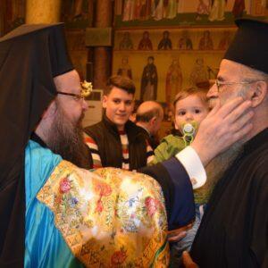 Ασπρόπυργος: Μέγας Πανηγυρικός Εσπερινός στον Ι. Ναό Ευαγγελισμού της Θεοτόκου