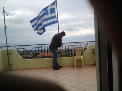 Αλεξανδρουπόλεως Άνθιμος: Όλοι να αναρτήσουμε τις Ελληνικές σημαίες
