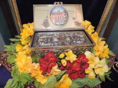 Μύκονος: Εορτασμός Μνήμης Αγίων Σαράντα Μαρτύρων