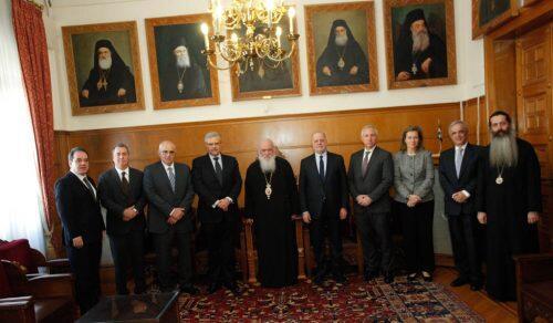 Αρχιεπίσκοπος: Ιερό, πνευματικό, κοινωνικό και συνάμα εθνικό το έργο της «Αποστολής»