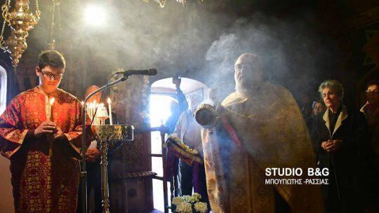 Άργος: Ιερό Λείψανο της Αγίας Ματρώνης στην Μονή Αγίας Μαρίνας