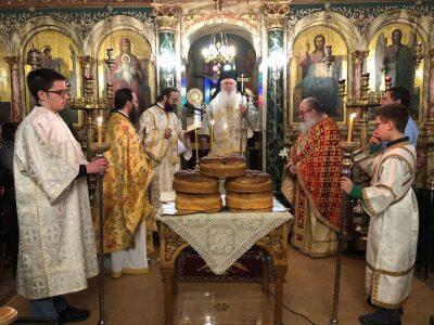 Β΄ Κυριακή των Νηστειών στον Ιερό Ναό του Αγίου Γεωργίου Αραχώβης