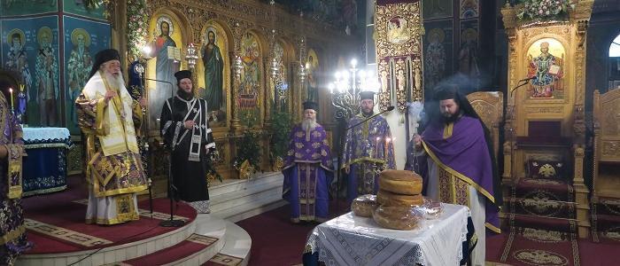 Η Ιερά μνήμη του Ιδρυτού της Φθιωτικής Εκκλησίας Αγίου Αποστόλου Ηρωδίωνος