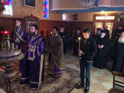 Η 42η Ιερατική Σύναξη στη Μητρόπολη Λευκάδος