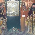 Χιλιάδες πιστοί προσκυνούν τη θαυματουργή εικόνα της Θεοτόκου Καλλίπετρας στην Αγχίαλο Βόλου