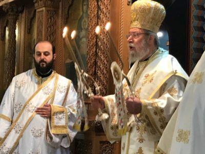 Κύπρου Χρυσόστομος: Δεν νοείται αληθινός χριστιανός αν δεν σταυρώνει καθημερινά την ασθενή του φύση