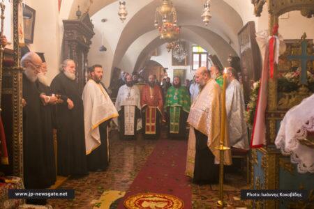 Ιεροσόλυμα: Η Μεγάλη Εβδομάδα στον Ναό Κωνσταντίνου και Ελένης-πρόγραμμα