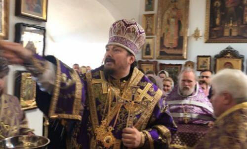 Εγκαίνια του Νέου Ι. Ναού της Ρωσικής Εκκλησίας στην πόλη Torrevieja Ισπανίας