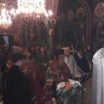 Θεία Λειτουργία στο Τρίκωμο Γρεβενών