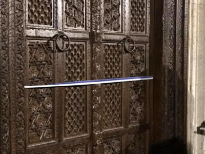 Εγκαινιάσθηκε το Αρχονταρίκι της Μονής Καλλίπετρας-Συγκινημένος ο π. Παλαμάς, παρών και ο Φρ. Φραγκούλης