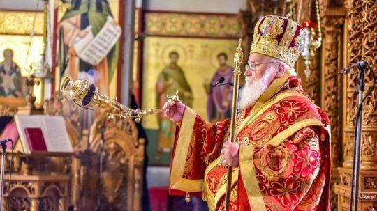 Μεγαλοπρεπώς εορτάσθηκε η μνήμη του Αγίου Γρηγορίου του Παλαμά στη Μητρόπολη Λαγκαδά