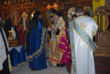 Η Πανήγυρις του Ευαγγελισμού της Θεοτόκου στη Χαλκίδα