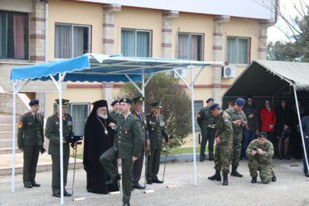 Διδυμοτείχου Δαμασκηνός: Εμείς οι ακρίτες παραμένουμε εδώ στρατιώτες δίπλα στους στρατιώτες μας