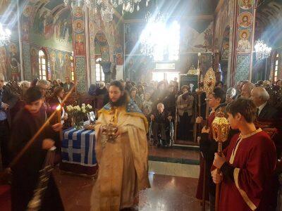 Λευκωσία: Κυριακή Β΄ Νηστειών στον Ναό των Αγίων Κωνσταντίνου και Ελένης
