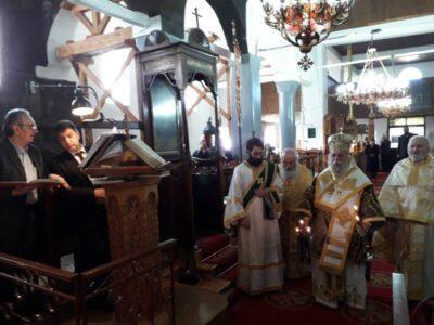 Γρεβενά: Κυριακή της Σταυροπροσκυνήσεως στον Άγιο Γεώργιο