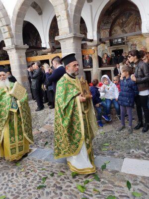 Πάτμος-τώρα: Πανήγυρη Οσίου Χριστοδούλου, προεξάρχοντος του Μητροπολίτου Αδριανουπόλεως Αμφιλοχίου