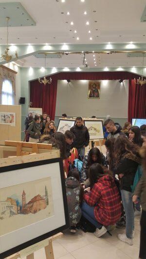 Γρεβενά: Μεγάλη προσέλευση στην έκθεση για το Άγιο Όρος