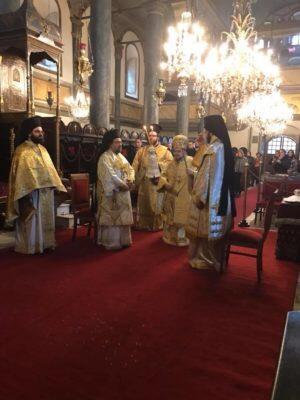 Φανάρι: Μνημόσυνο κοιμηθέντων Ιεραρχών του Οικουμενικού Θρόνου