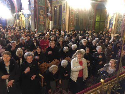 Κατανυκτικός Εσπερινός στον Ιερό Ναό Αγίου Νικολάου Λαρίσης