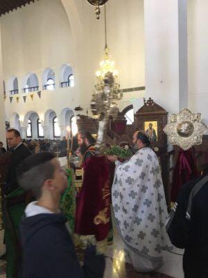 Λεμεσός: Η τελετή λιτάνευσης και προσκυνήσεως του Τιμίου Σταυρού