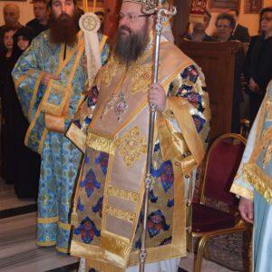 Δισαρχιερατική Θεία Λειτουργία για τον Προστάτη της Μητρόπολης Μεγάρων, Άγιο Λαυρέντιο