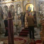 Άνδρος: Η Ακολουθία του Μεγάλου Κανόνος στον ιερό ναό Αγίου Νικολάου όρμου Κορθίου
