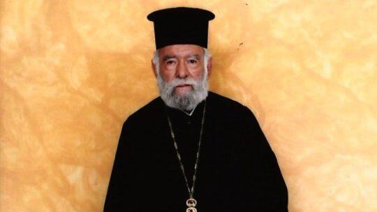 Ρόδος: Εκοιμήθη ο Πρεσβύτερος Νικόλαος Ζερβός