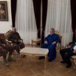 Κύπρου Χρυσόστομος: Η Εκκλησία θα βρίσκεται πάντοτε στο πλευρό της στρατιωτικής δύναμης του νησιού