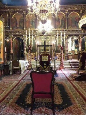 Εκλογή ισόβιου Ηγουμένου Μονής Υπεραγίας Θεοτόκου Φανερωμένης Λευκάδος