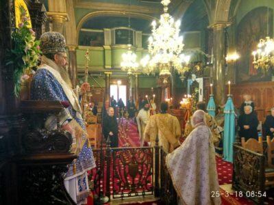Λευκάδα: Πανηγύρισε ο Ιερός Μητροπολιτικός Ναός της Ευαγγελιστρίας