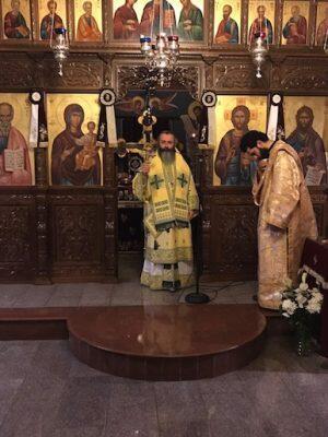 Πανήγυρη Παρεκκλησίου Αγίου Νικολάου Πλανά στη Μητρόπολη Λεμεσού