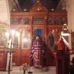 Μεγάλη πνευματική ανάταση από την ομιλία του Καθηγουμένου της Ι. Μονής Εσφιγμένου π. Βαρθολομαίου στην κατάμεστη ενορία του Αγίου Αντωνίου Καστελλίου Κρήτης