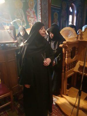 Συγκίνηση στο Μνημόσυνο της μακαριστής Ηγουμένης Ι. Μονής Γκούρας