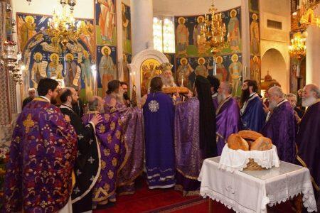 Νάξος: Η σημερινή Λιτάνευση του Ιερού Λειψάνου του Αγίου Νικολάου Πλανά