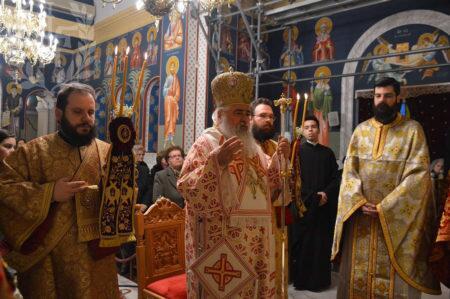 Κυριακή Δ΄Νηστειών στον Ι.Ν.Αγίας Παρασκευής Ξηροκρήνης
