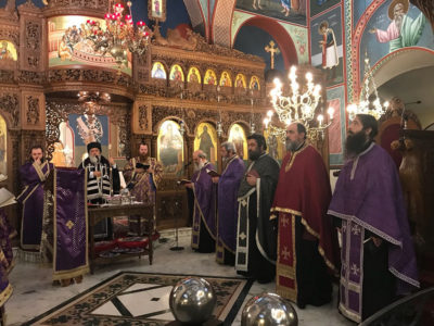 Μητρόπολη Νεαπόλεως: Νέος πνευματικός ο Αρχιμ. Ιάκωβος Κιζιρίδης