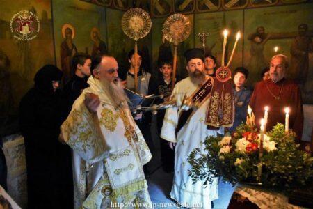 Ιεροσόλυμα: Η Εορτή της Σταυροπροσκυνήσεως στη Μονή Τιμίου Σταυρού